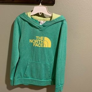 The North Face hoodie size medium